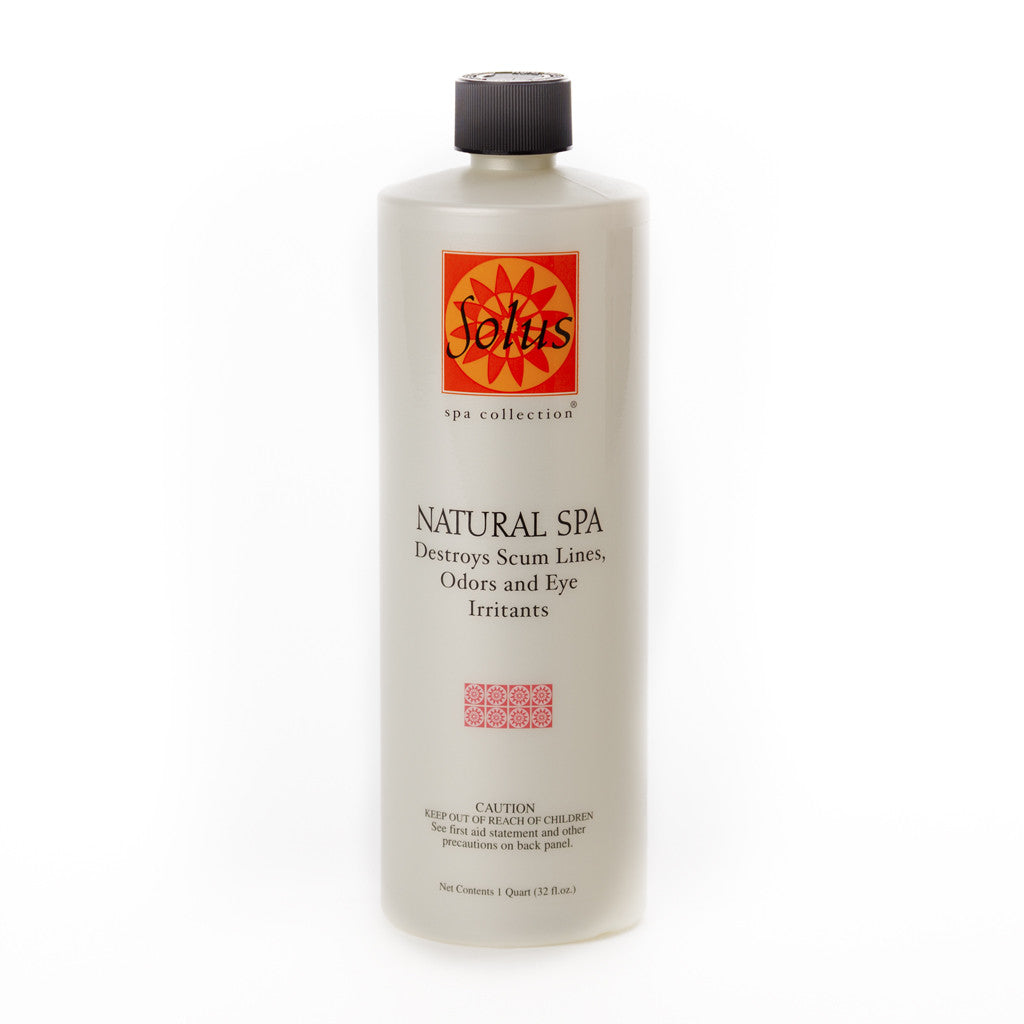 Solus Natural Spa Oil & Scum Remover