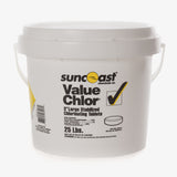 "Suncoast Value Chlor 3"" Chlorine Tablets"