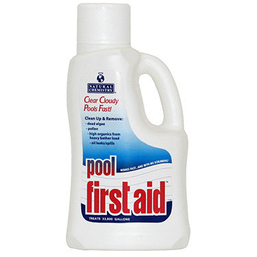 View Natural Chemistry Pool First Aid, 2 Liter Product