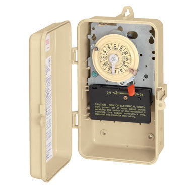 View Intermatic Plastic Rainproof Pool Timer Product
