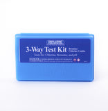 Porpoise 3 Way Pool Water Test Kit