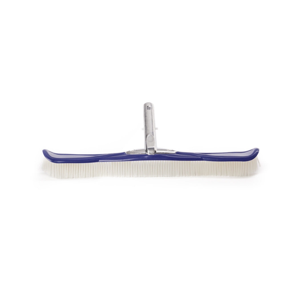 "Porpoise 20"" Flex Wall Brush, Nylon Bristles, Metal Handle"