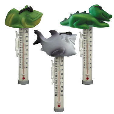 Porpoise Floating Animal Thermometer