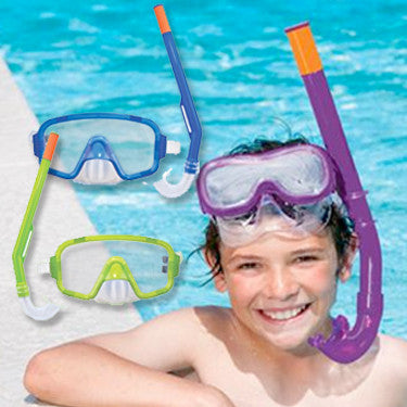 Diver Down Kids Mask & Snorkle