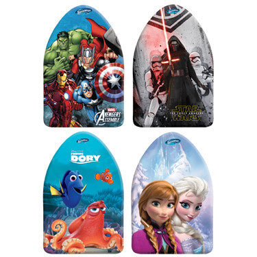 Swimways Disney Kickboard (Marvel, Ariel, Cars, Star Wars)