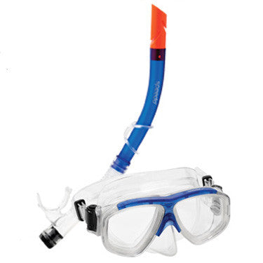 Recreation Mask/Snorkel JR Blue