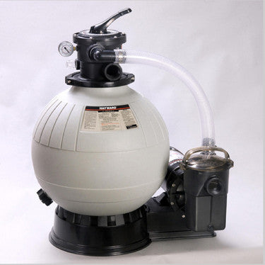 View Hayward Sand Filter & Pool Pump System Product