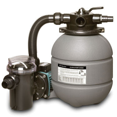 "Sand Filter System With 13"" Sand Filter & 30 GPM Pump"
