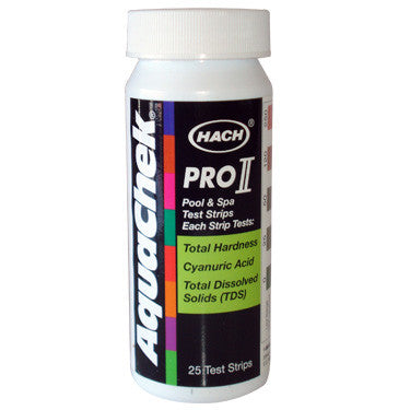 AquaCheck Pro II Pool Water Test Strips