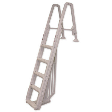 Confer Evolution In-Pool Ladder Gray with Barrier