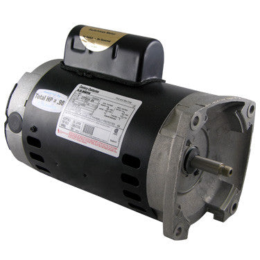 Pump motors square flange for Square flange pool pump motor