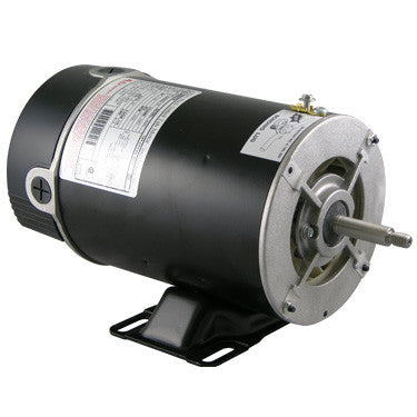 Century 1 HP 2-Speed Threaded Shaft Spa Motor