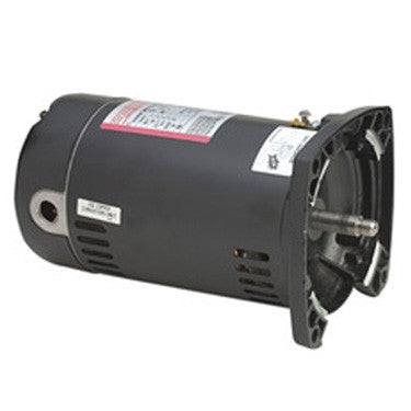 Century Square Flange Threaded Shaft Uprated Motor