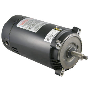 Century Round Flange Uprated Pool Pump Motor