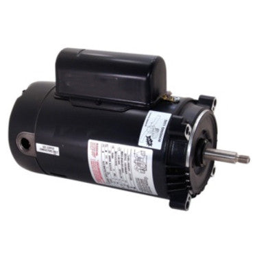 Century 2-Speed Round Flange Pool Pump Motor