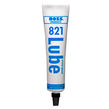 BOSS 821 PTFE Lubricant, 4 Oz. Tube