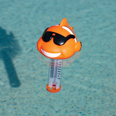 G.A.M.E. Clownfish Floating Thermometer