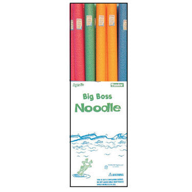 Big Boss Water Noodle Assorted Colors