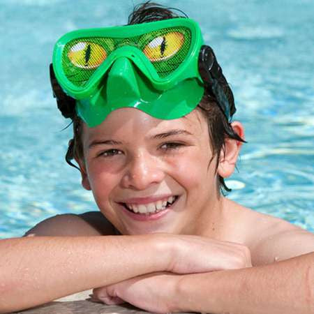 Swimways Monster Mask