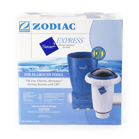 Zodiac Nature 2 Express Swimming Pool Mineral Purifier System