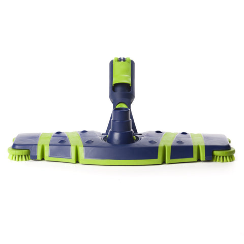 "Pro Series 17"" Flexible Heavy Duty Vac Head (Blue/Green)"