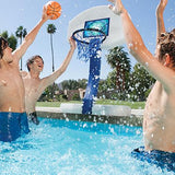 Swimways 2-In-1 Basketball/Volleyball Game