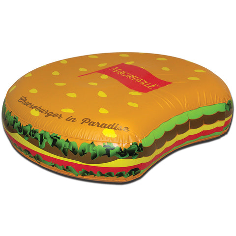 Nash Margaritaville Cheeseburger In Paradise Pool Float