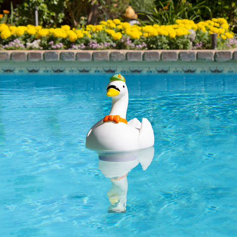 Poolmaster Goose Floating Chlorine Dispenser