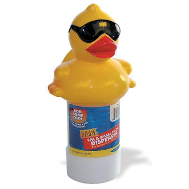 G.A.M.E. Derby Duck Spa Brominator