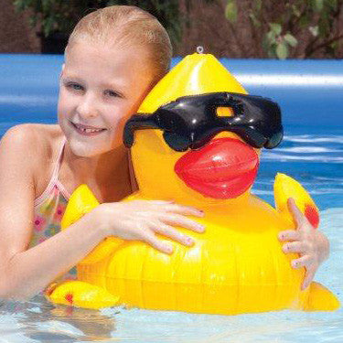 G.A.M.E. Inflatable Derby Duck