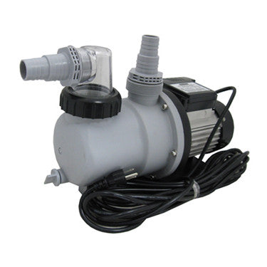 G.A.M.E. Pool Pump for SandPro Filter System