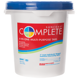 "Suncoast Complete Multi-Purpose 3"" Chlorine Tablets"