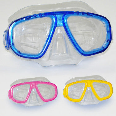 SunSplash Youth Mask, Assorted Colors
