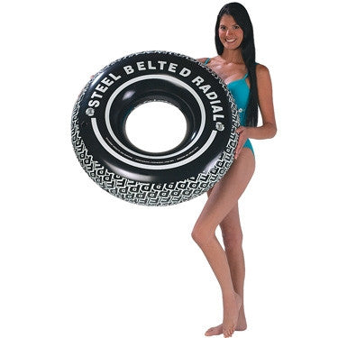"SunSplash 38"" Radial Tire Tube"