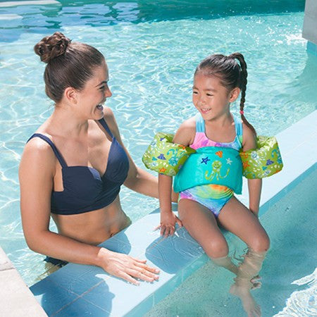 Swimways Swim Trainer PFD Life Jacket