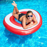 Swimways Marvel Oversize Inflatable Shield Float