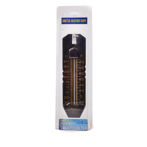PoolMaster Black Magic Jumbo Thermometer
