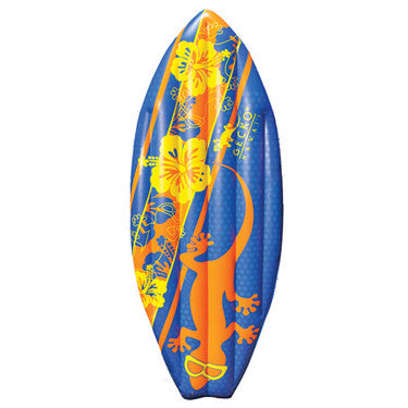 PoolMaster Gecko Hawaii Surfboard Mattress