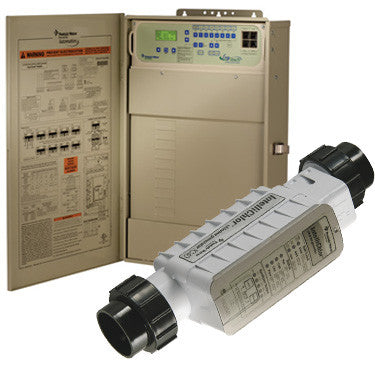 Pentair EasyTouch 4SC-IC40 Pool/Spa Control with IC-40 Salt Cell