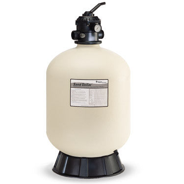 "Pentair Sand Dollar Sand Filter with 6 Position 1.5"" Valve"