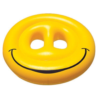 "Swimline Smiley Face 72"" Fun Island"