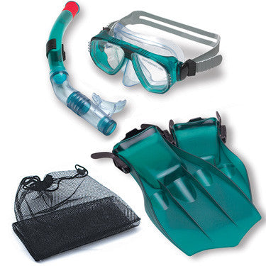 Piranha Childs Dive Set