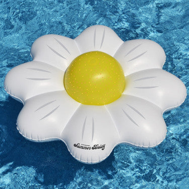 Swimline Summer Daisy Combo Float Ball & Ring Set