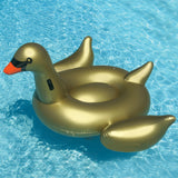 Swimline Giant Golden Goose Ride On