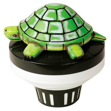 Swimline Turtle Floating Chlorine Dispenser
