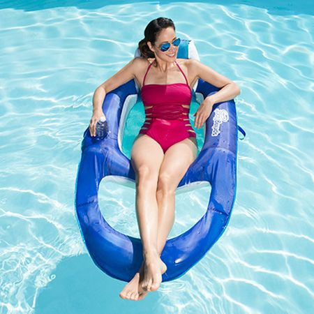 Swimways Spring Float Recliner