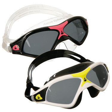 US Divers Aqua Sphere Seal Adult Mask XP2 with Tinted Lens
