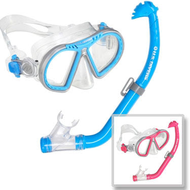 Kids Mask & Snorkel Combo, US Divers