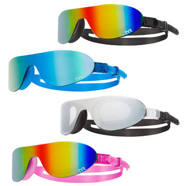 TYR SwimShades Mirrored Goggle