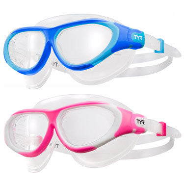 TYR Flex Frame Junior Swim Mask